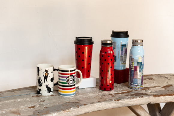 Starbucks X Kate Spade New York Collection 2020