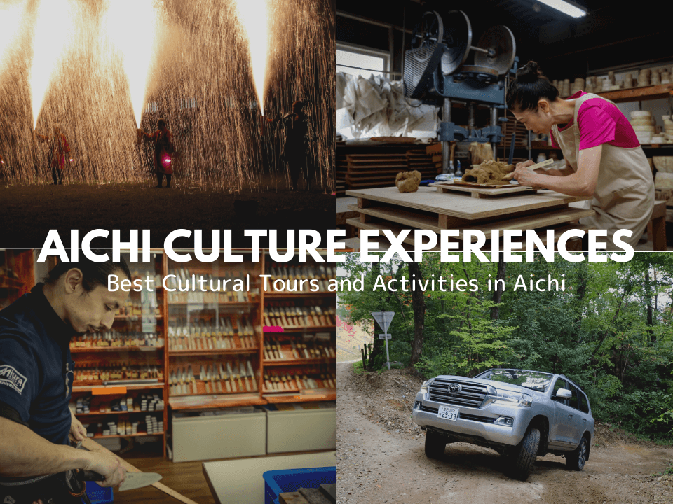 7 Best Cultural Tours and Activities in Aichi