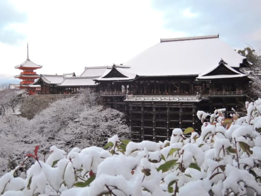 Kiyomizumi-dera temple
