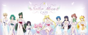 Sailor Moon Eternal Cafe is Opening in Japan: Tokyo, Osaka and more!