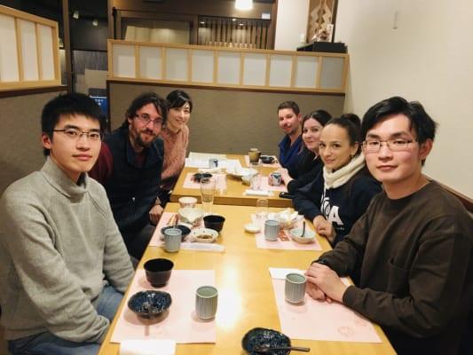 Kushimoto dinner