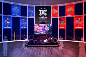 DC Exhibition in Japan