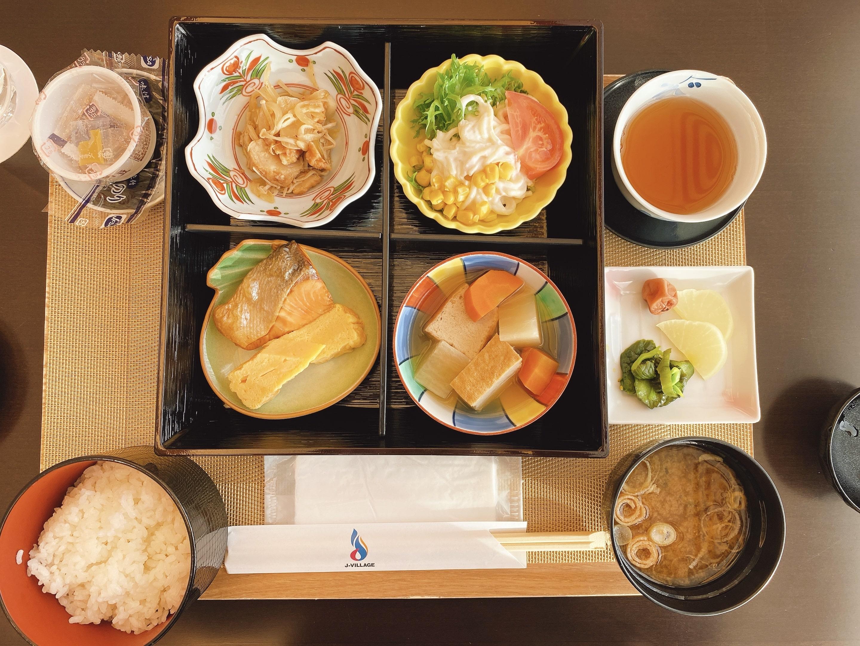 J-Village Breakfast