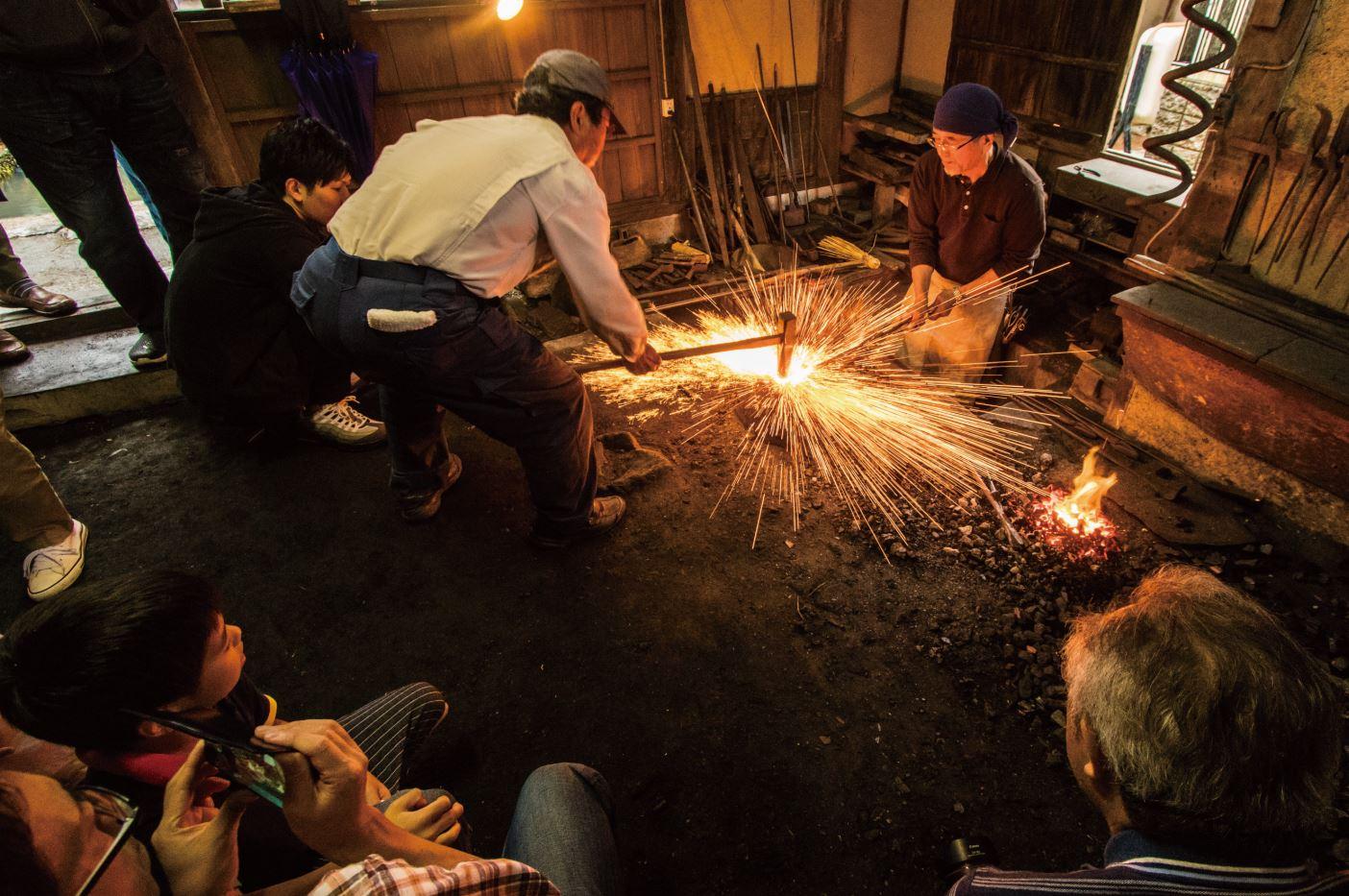 blacksmith tour