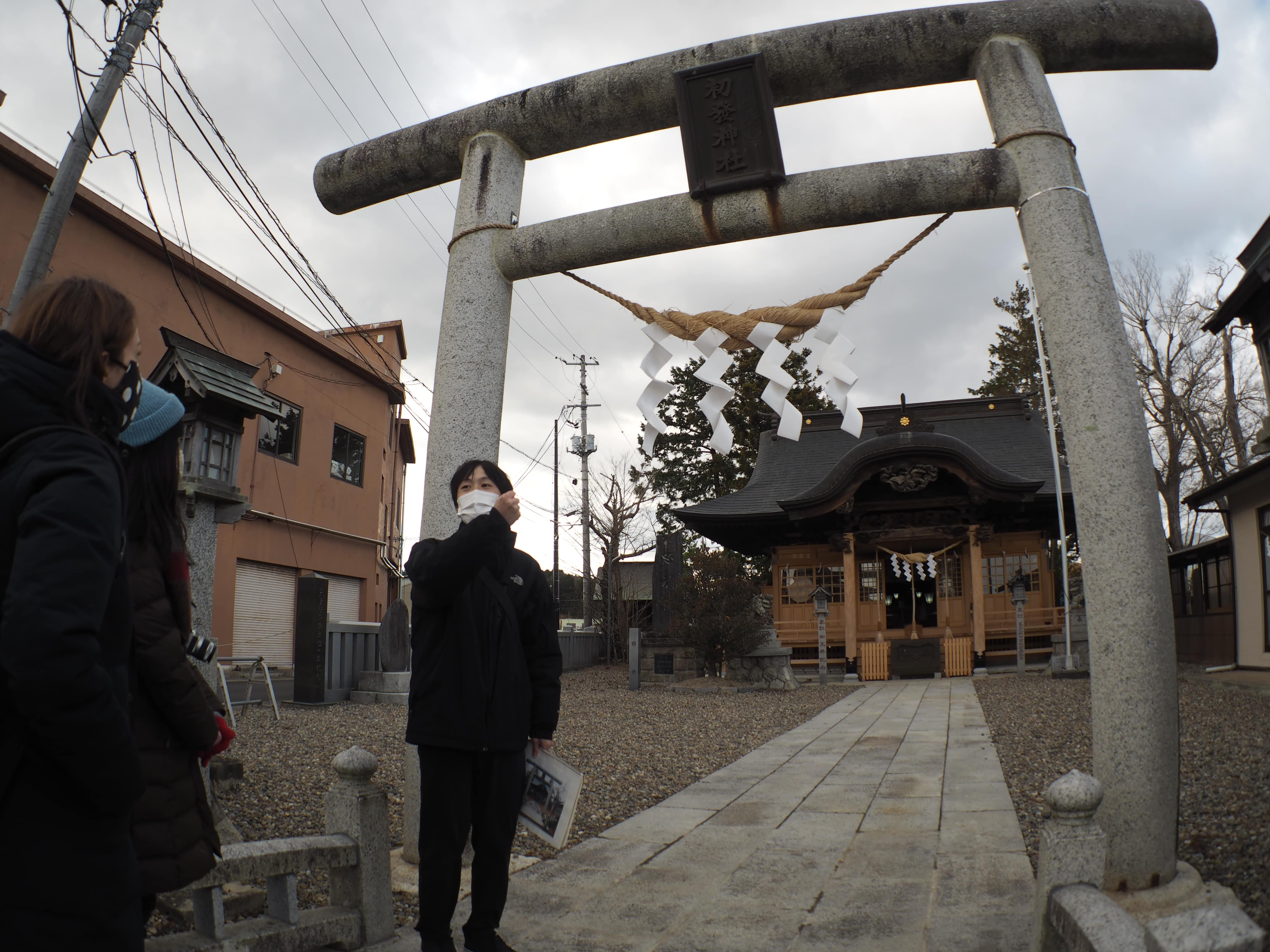 futaba reconstructed shrine