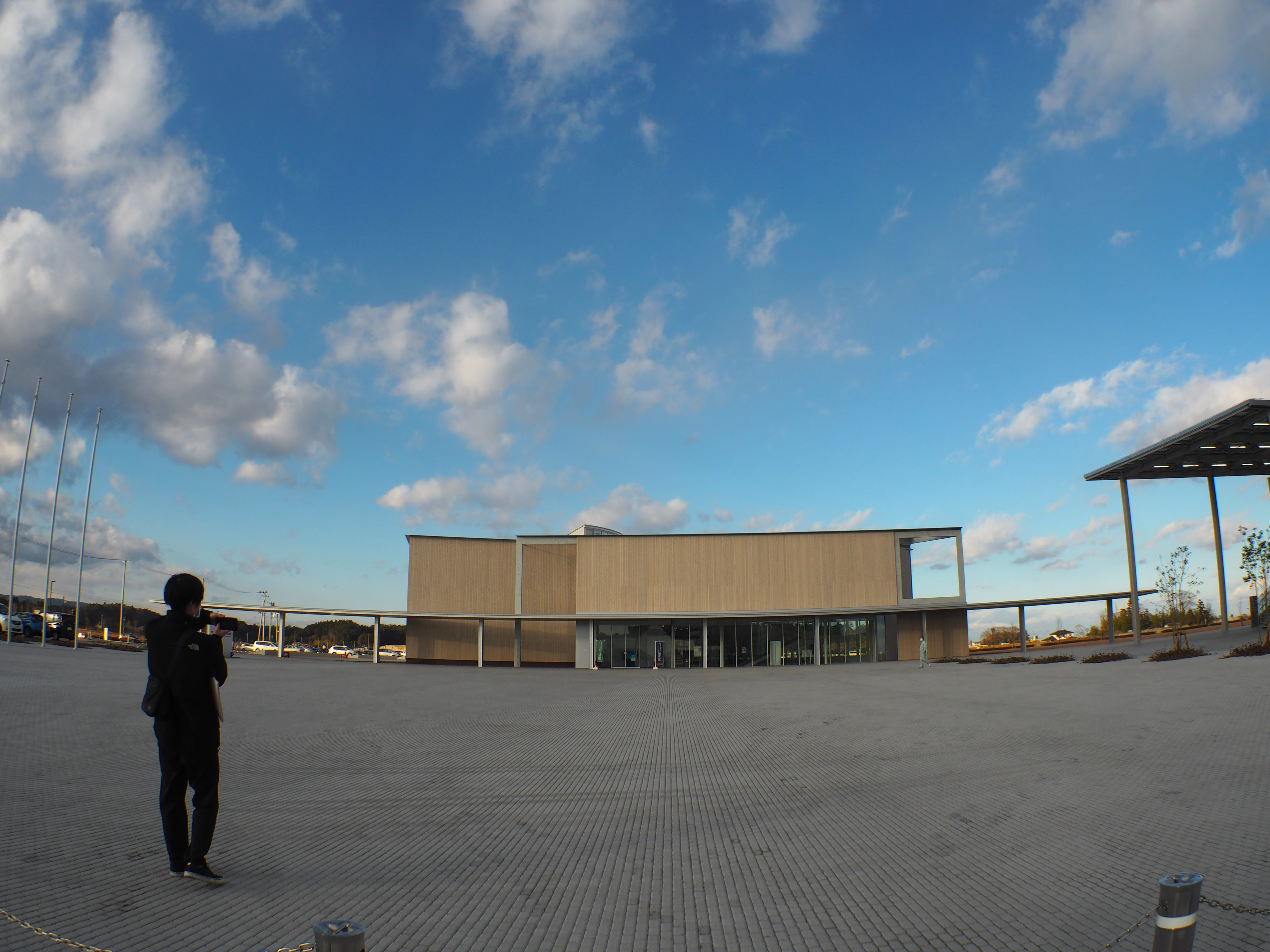 Great east japan earthquake and nuclear disaster memorial museum