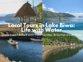 Local Tours in Lake Biwa: Life with Water