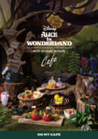 Alice in Wonderland Cafe in Japan