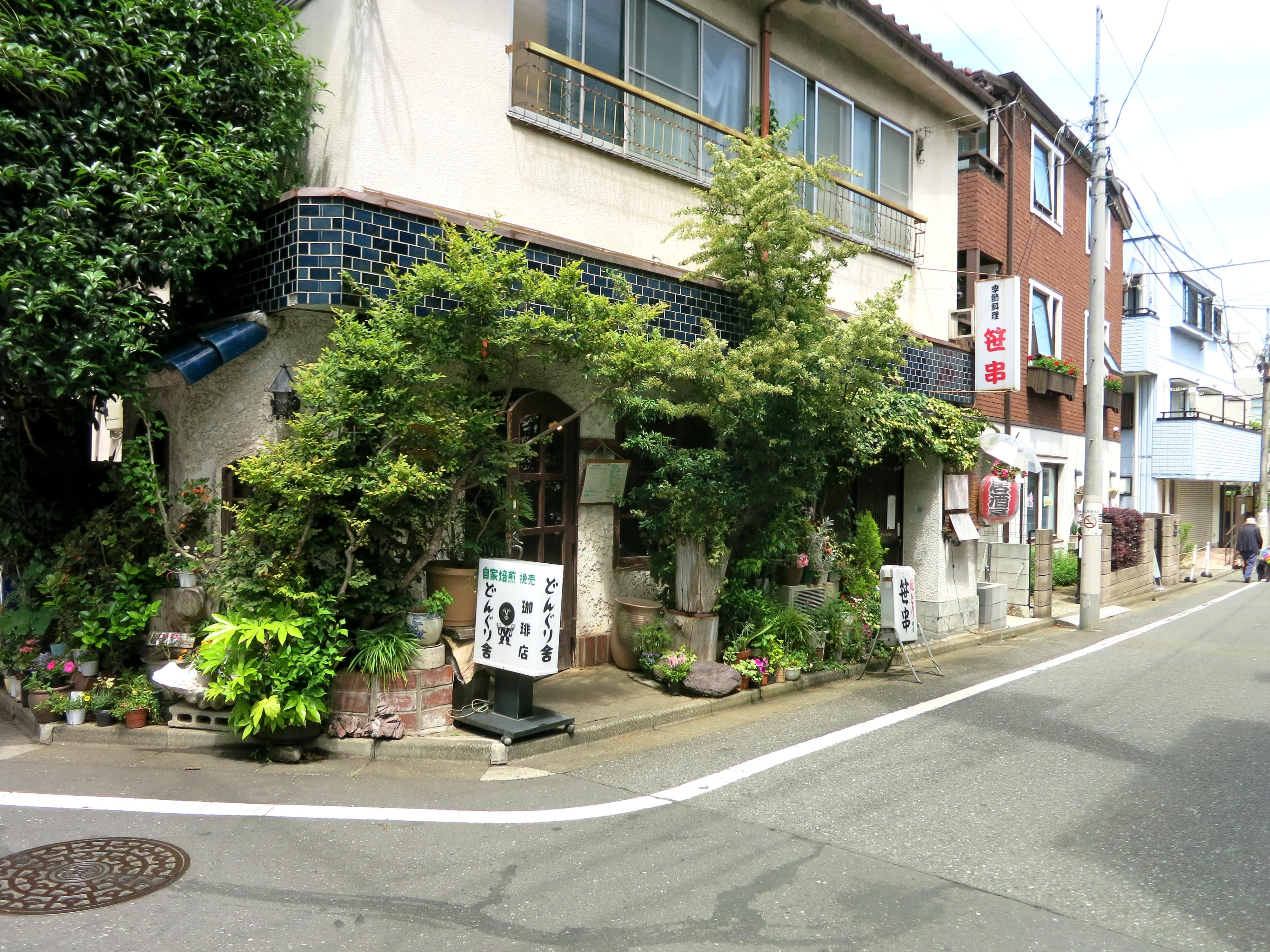Nishi-ogikubo cafe