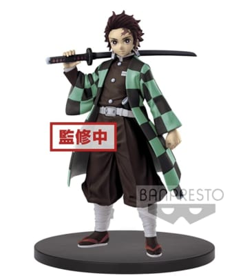 Banpresto 39494 Demon Slayer (Kimetsu no Yaiba) Tanjiro Kamado Figure