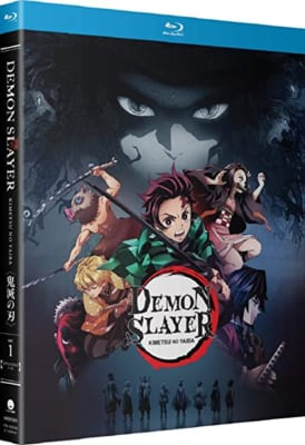 Demon Slayer- Kimetsu no Yaiba - Part 1 [Blu-ray]