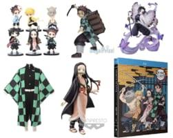 Best Demon Slayer: Kimetsu no Yaiba Products to Buy 2021