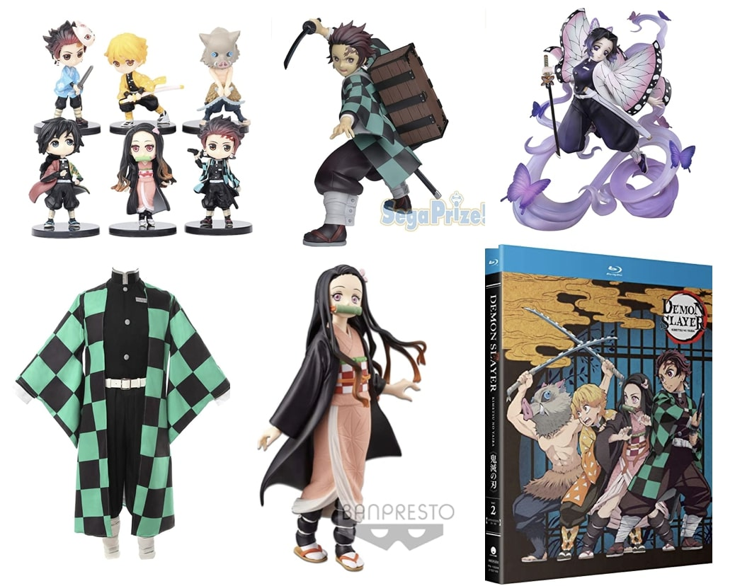 Demon Slayer: Kimetsu no Yaiba Products