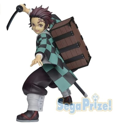 SEGA Demon Slayer Kimetsu no Yaiba SPM Figure Kamado Tanjiro