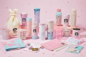 Starbucks Japan Sakura Tumblers and Mugs