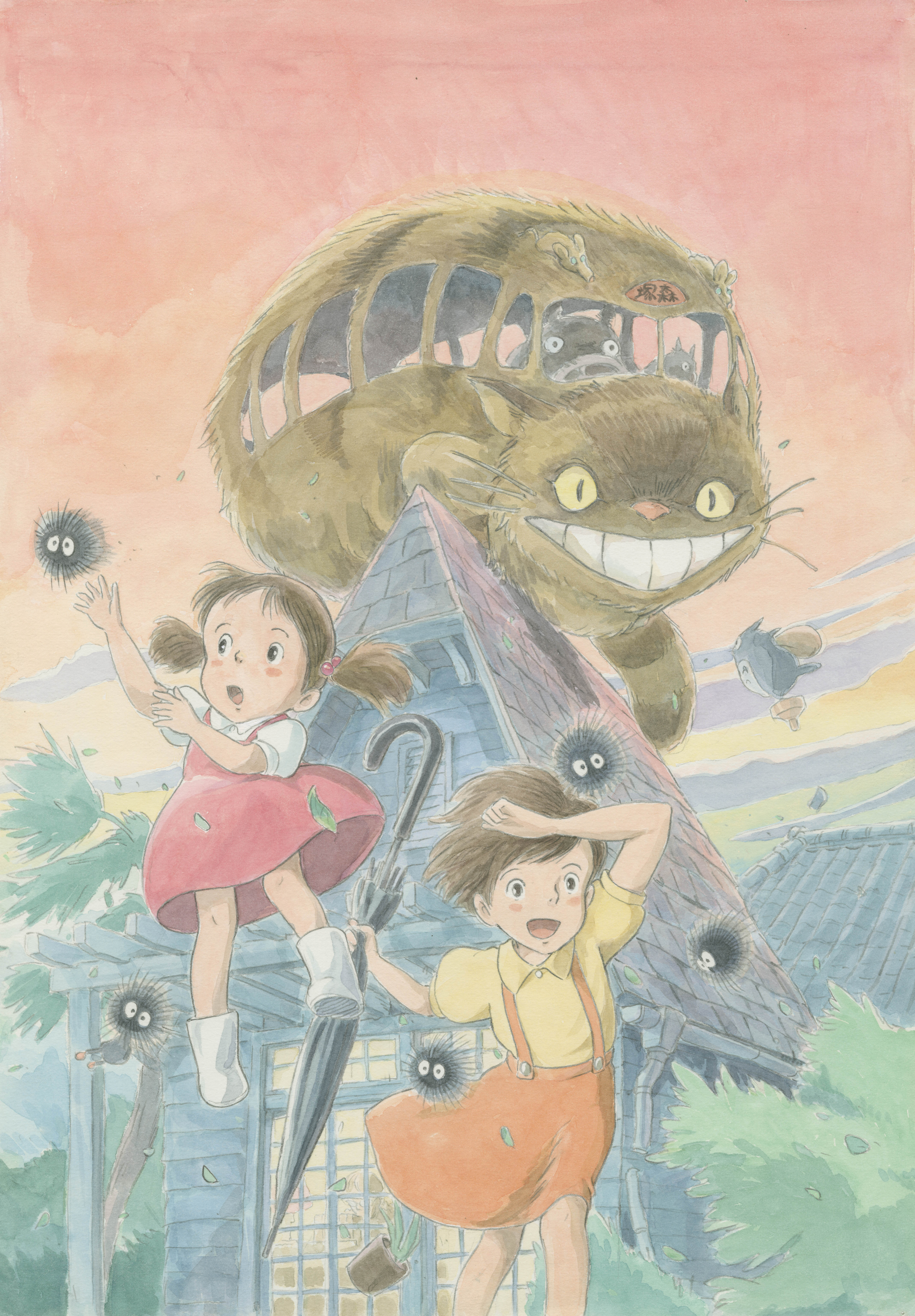 Ghibli Expo-Ghibli Park, One Year to Open-