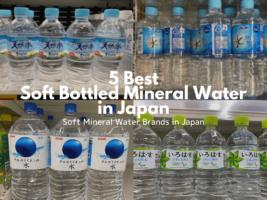 5 Best Soft Bottled Mineral Water in Japan