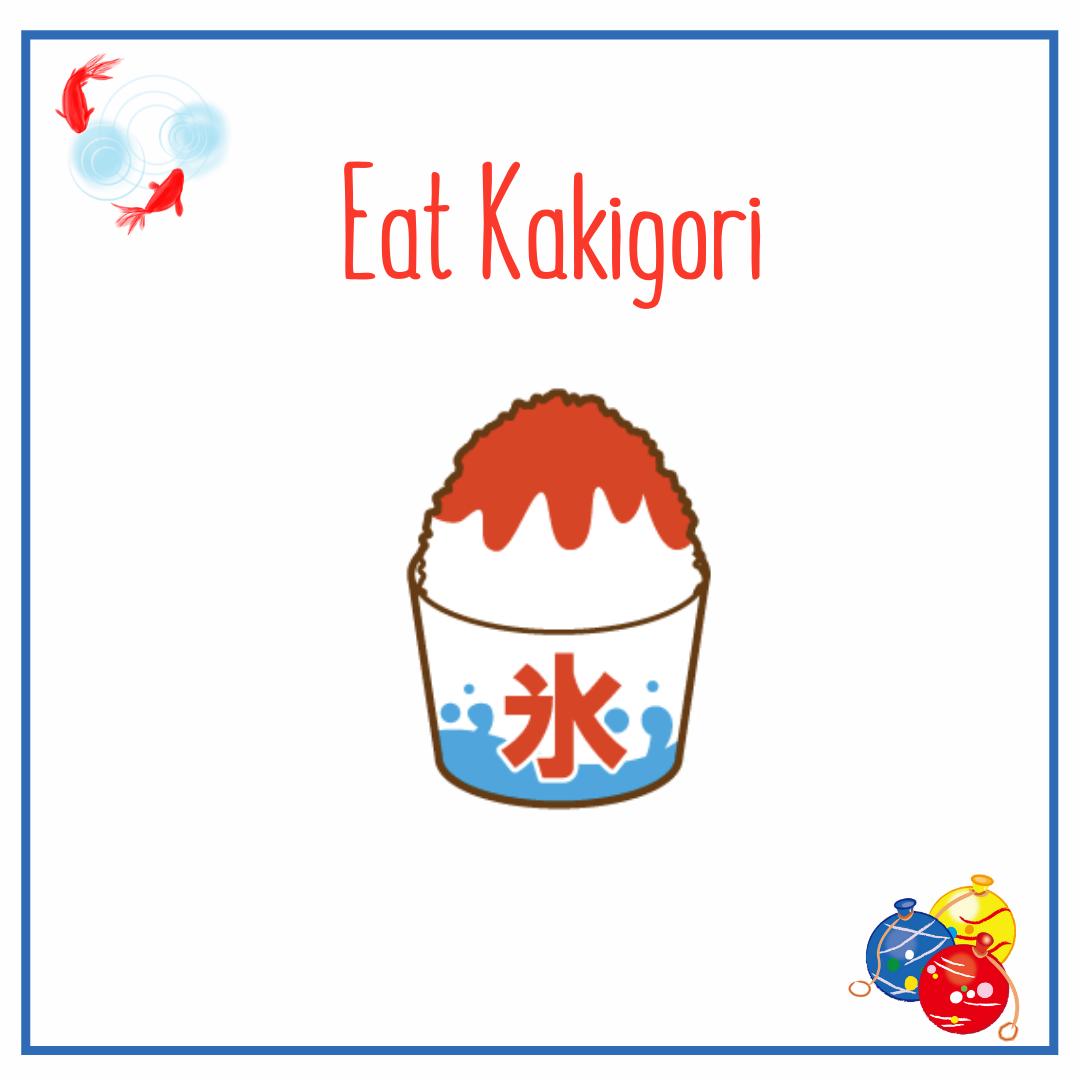 Eat Kakigori