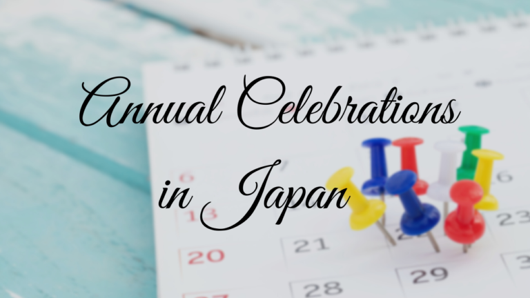 Annual Celebrations in Japan
