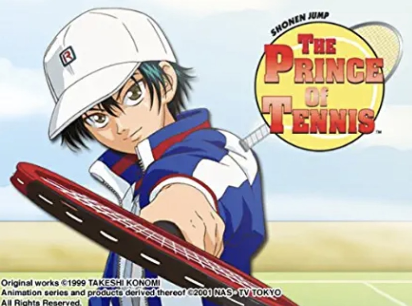 Prince Of Tennis on Amazon Prime Video