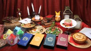 Harry Potter Cafe in Japan