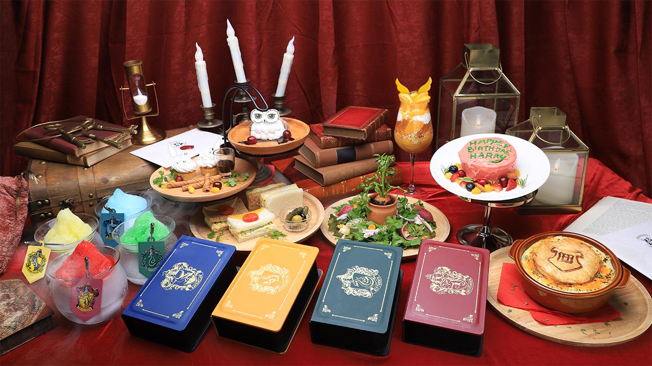 Harry Potter Cafe in Japan2021