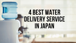 4 Best Water Dispenser Rental Service in Japan
