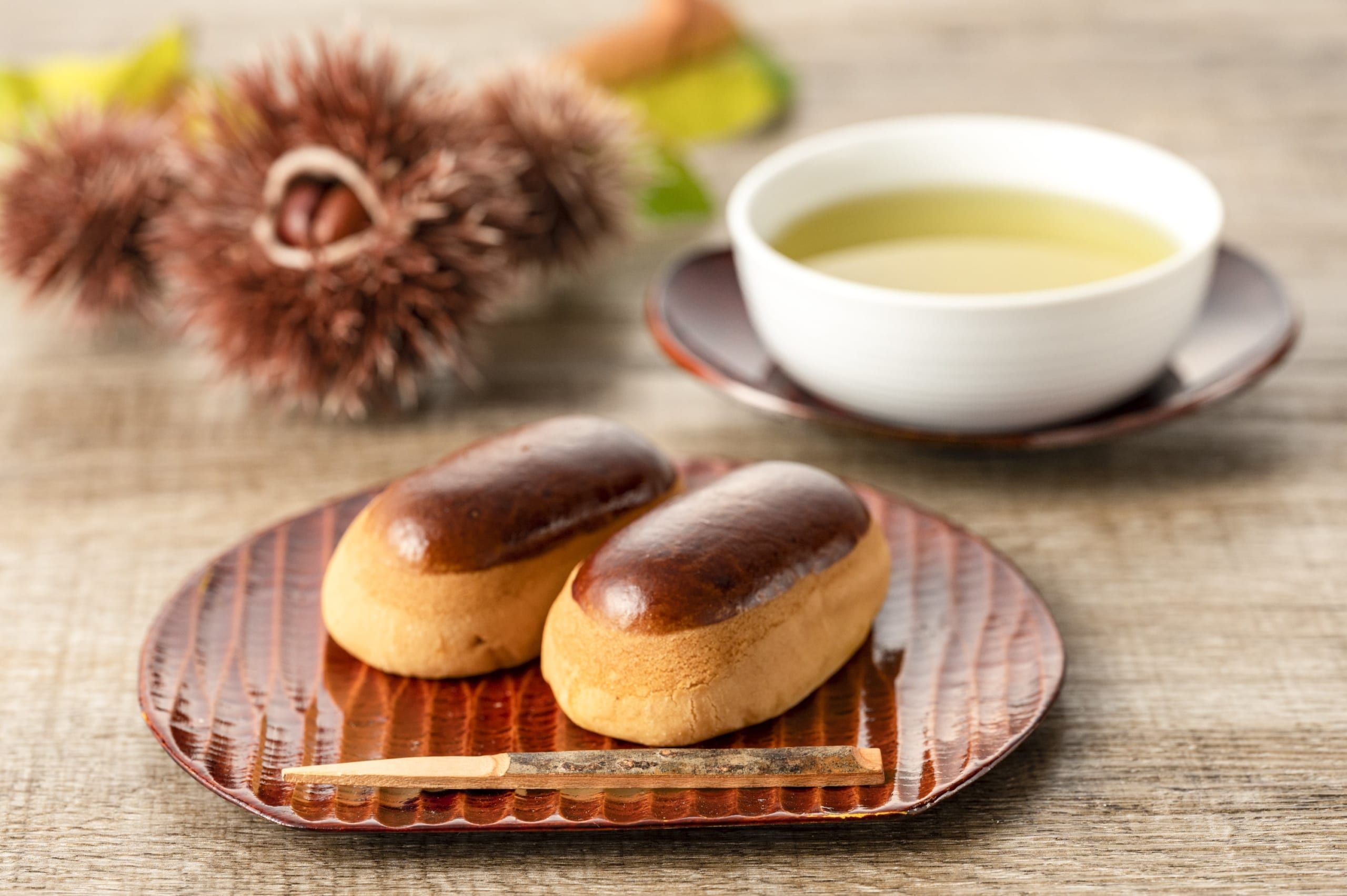 Japanese Chestnuts Sweets