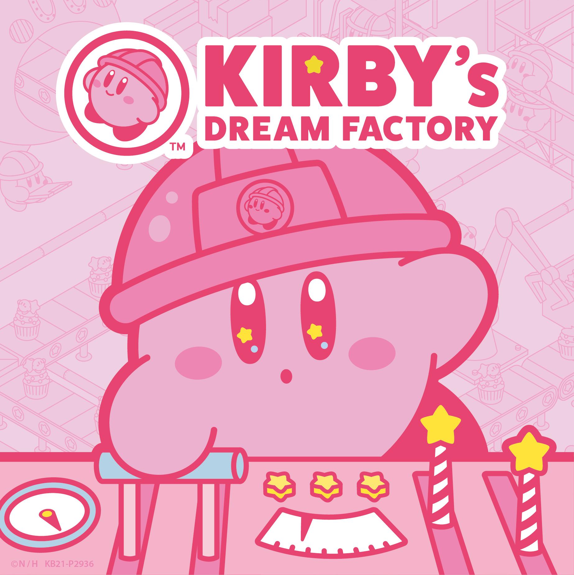KIRBY's DREAM FACTORY