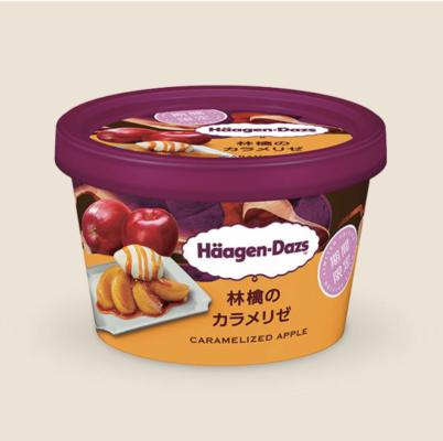 Häagen-Dazs Caramelized Apple