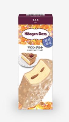 Häagen-Dazs Chesnut Tart