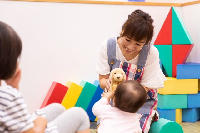 Types of Childcare systems in Japan